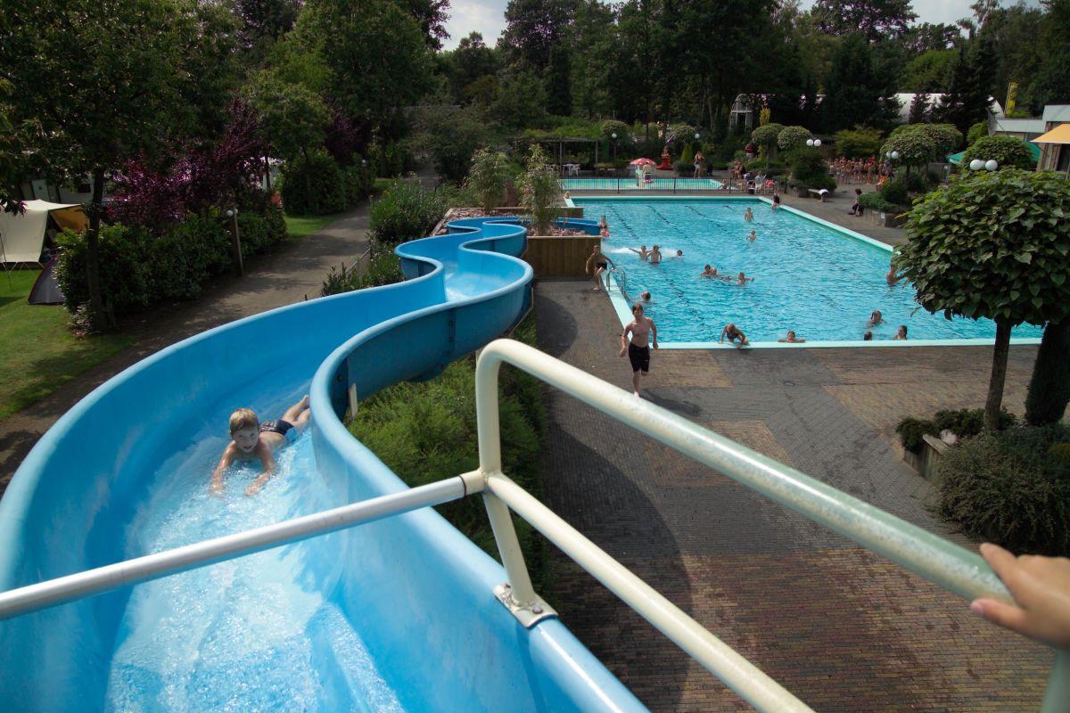 Campings Met Zwembad De Bosgraaf Lieren Gelderland